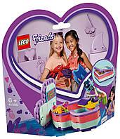 Lego Friends Летняя шкатулка-сердечко для Эммы 41385, фото 1