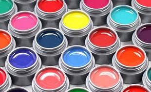 Гель краски, гель паста, акварельные чернила для дизайна