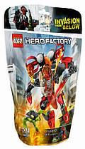 Lego Hero Factory Реактивная машина Фурно 44018