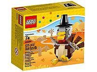 Lego Iconic Индейка на День Благодарения 40091, фото 1