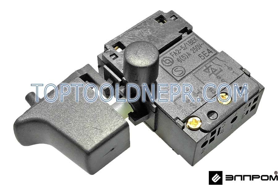 Кнопка для шуруповерта электрического Элпром ЭШС-900 нового образца