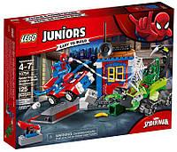 Lego Juniors Решающий бой Человека-паука против Скорпиона 10754, фото 1