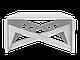 Стіл трансформер Папа Карло Білий/Стол раскладной Папа Карло Білий, фото 2