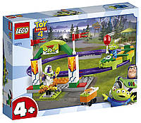 Lego Toy Story 4 Аттракцион «Паровозик» 10771, фото 1
