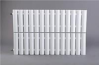 Стальной секционный радиатор отопления MaxiTerm КСМ-2 , фото 1