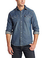 Рубашка джинсовая Levis Classic Denim Sawtooth Workshir