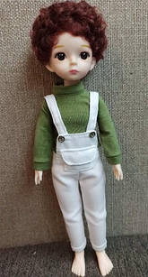 Шарнірна лялька bjd автора 1/6 зріст 30 см, модель дитину + одяг у подарунок