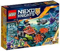 Lego Nexo Knights Слайсер Аарона 70358, фото 1