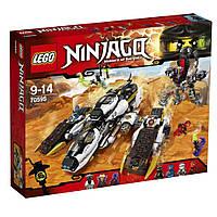 Lego Ninjago Внедорожник с суперсистемой маскировки 70595, фото 1