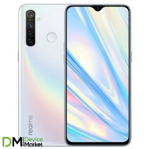 Смартфон Oppo Realme Q 4/64Gb / Realme 5 Pro 4/64Gb White