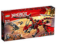 Lego Ninjago Первый страж 70653, фото 1