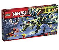 Lego Ninjago Атака Дракона Моро 70736, фото 1