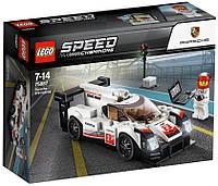 Lego Speed Champions Porsche 919 Hybrid 75887, фото 1