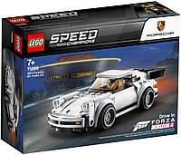 Детский Конструктор Lego Speed Champions 1974 Porsche 911 Turbo 3.0 75895, фото 1