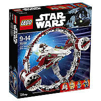 Lego Star Wars Звёздный истребитель джедаев с гипердвигателем 75191, фото 1