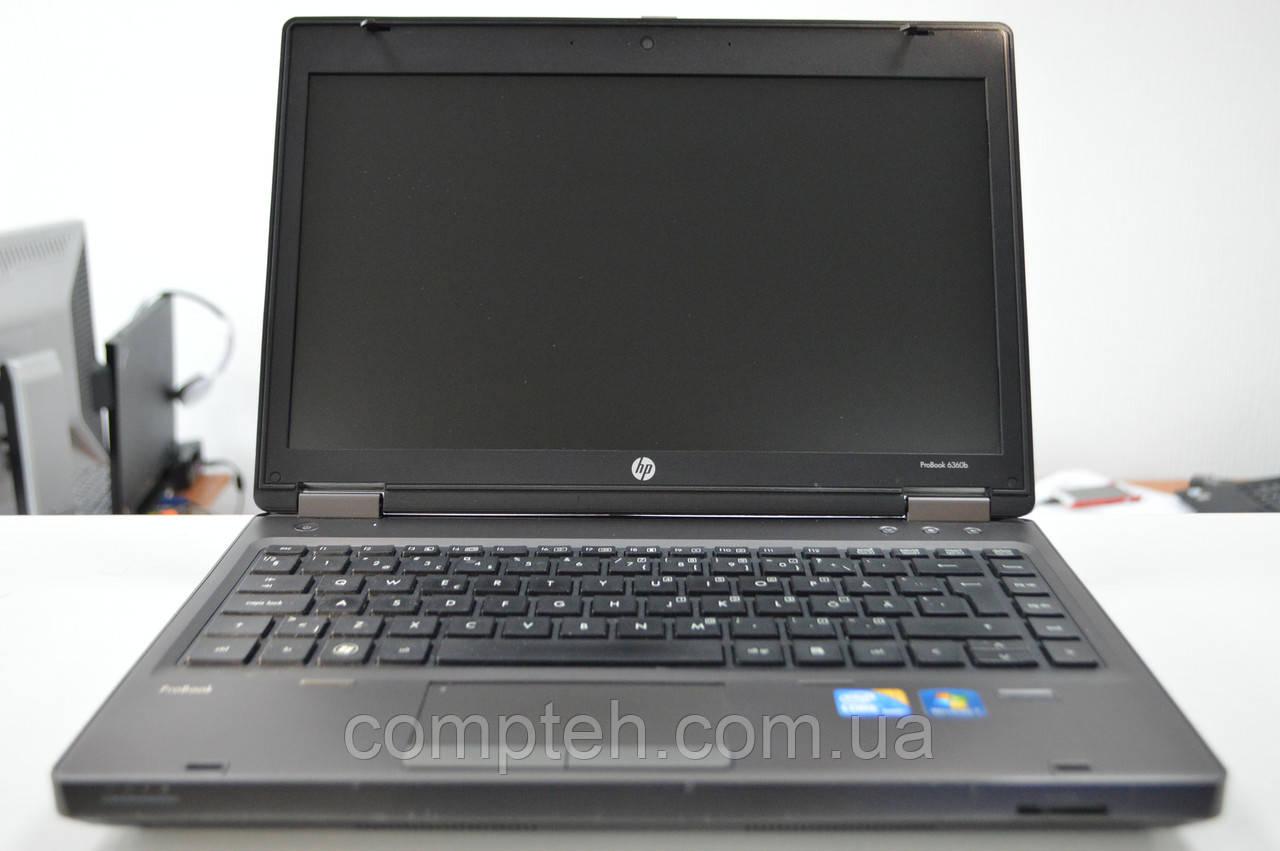 Ноутбук HP ProBook 6360b новая батарея