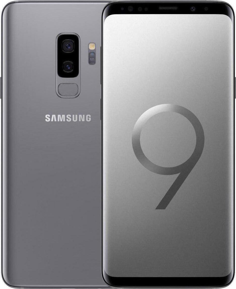 Смартфон Samsung Galaxy S9+ SM-G965U Gray 64GB REF