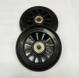 Колеса для трюкового самоката Explore WHEEL 100 мм+abec 7 пластик 2шт, фото 2