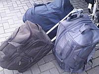 Дорожня сумка на колесах велика, фото 1