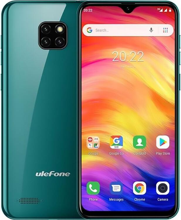 Смартфон Ulefone Note 7 1/16Gb Green