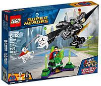 Lego Super Heroes Супермен и Крипто объединяют усилия 76096, фото 1