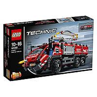 Lego Technic Автомобиль пожарной бригады аэропорта 42068, фото 1