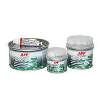 Шпатлевка со стекловолокном APP Fiber (140мл)