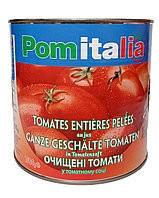 Помидоры чищеные в с/с Pomitalia,  Италия 2500г