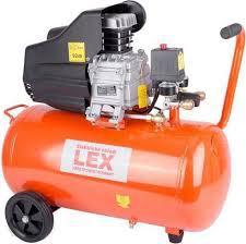 Компрессор воздушный LEX 50L (AC50)