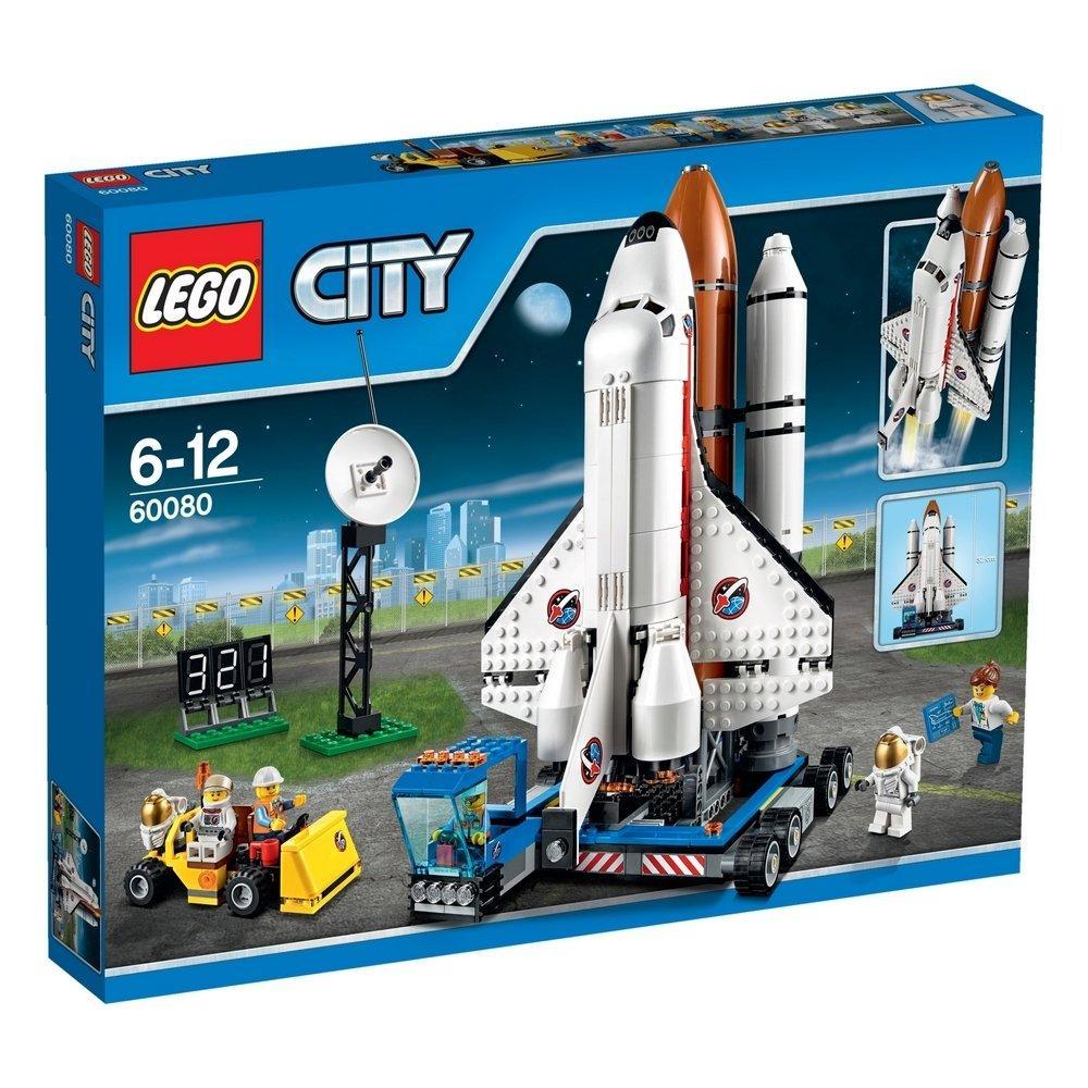 Lego City Космопорт 60080