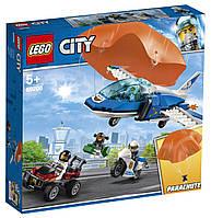 Lego City Воздушная полиция: арест парашютиста 60208, фото 1