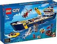 Lego City Океан: дослідницьке судно 60266, фото 1