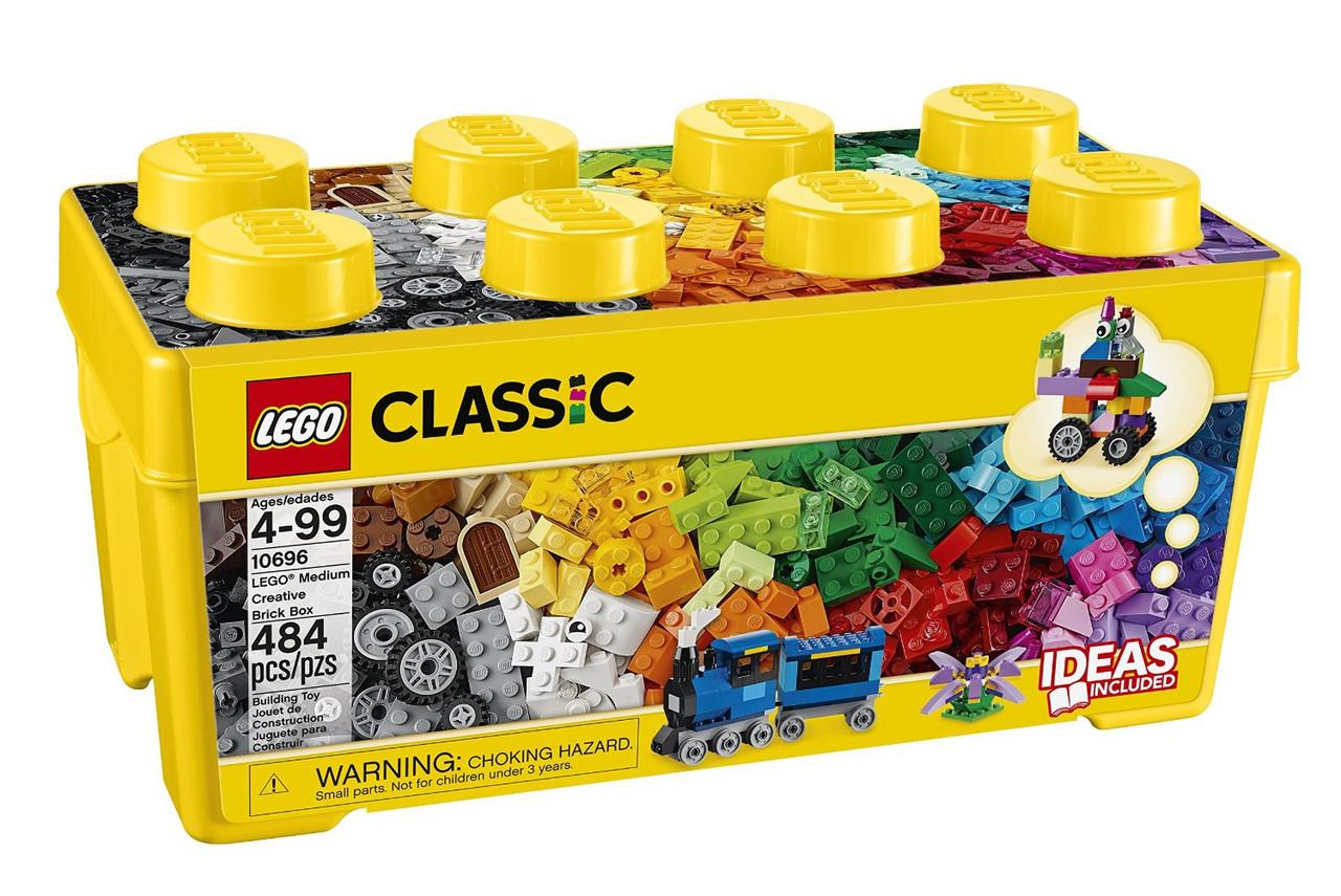 LEGO Classic Набір для творчості середнього розміру 10696