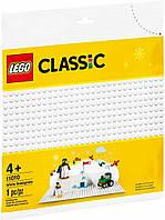 Lego Classic Белая базовая пластина 11010, фото 1