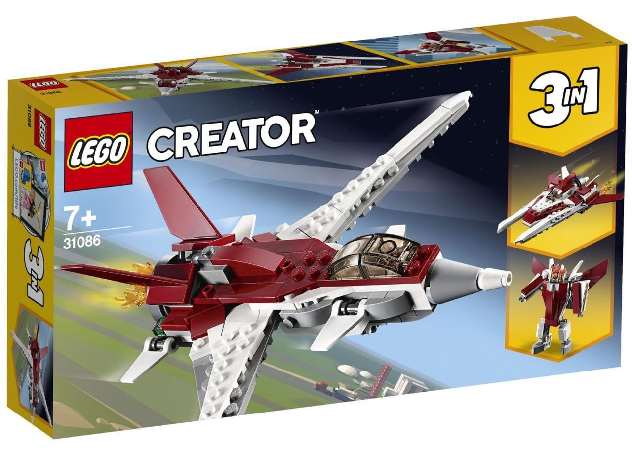 Lego Creator Винищувач майбутнього 31086