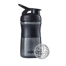 Спортивная бутылка-шейкер BlenderBottle SportMixer 590ml Black (ORIGINAL)