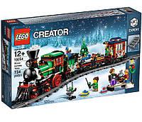 Lego Creator Новогодний экспресс 10254, фото 1