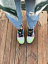 Жіночі кросівки Air Jordan Retro 1 Multicolor, фото 4
