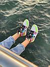 Жіночі кросівки Air Jordan Retro 1 Multicolor, фото 10