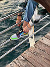 Жіночі кросівки Air Jordan Retro 1 Multicolor, фото 5