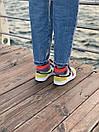Жіночі кросівки Air Jordan Retro 1 Multicolor, фото 8