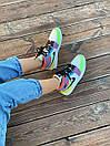 Жіночі кросівки Air Jordan Retro 1 Multicolor, фото 2