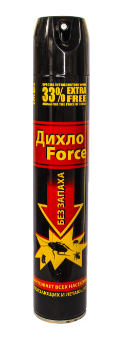 Аэрозоль ДихлоForce 300мл