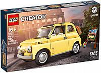 Lego Creator Expert Фиат 500 10271, фото 1