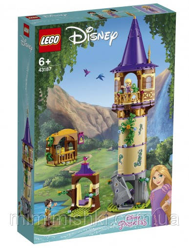 Lego Disney Princesses Башня Рапунцель 43187