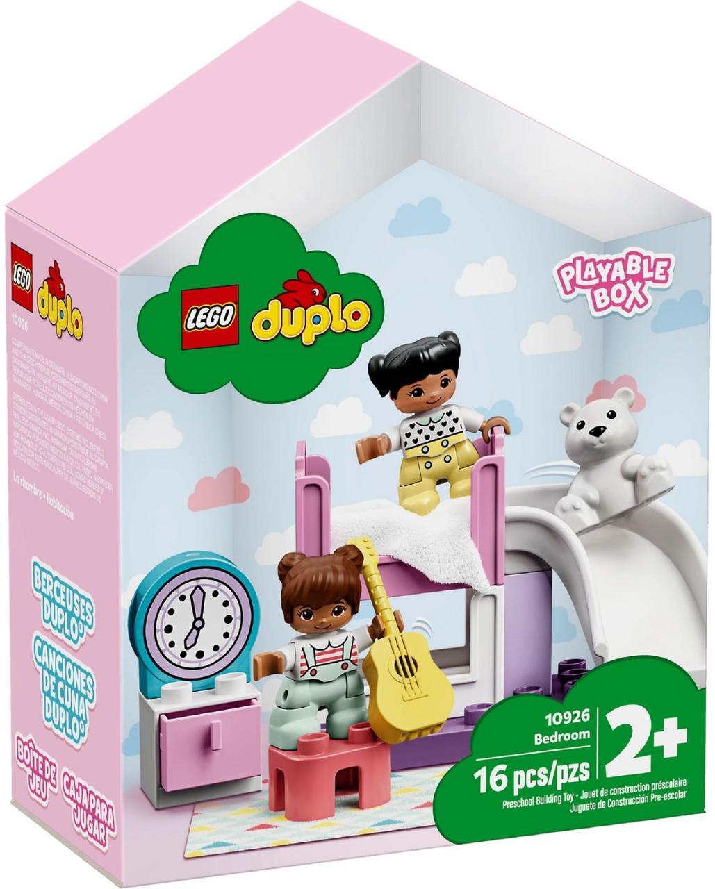 Детский Конструктор Lego Duplo Спальня 10926