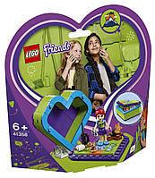 Lego Friends Шкатулка-сердечко Мии 41358, фото 1