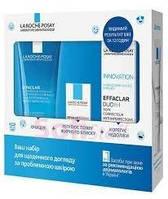 Набір Effaclar Комплексний догляд за проблемною шкірою