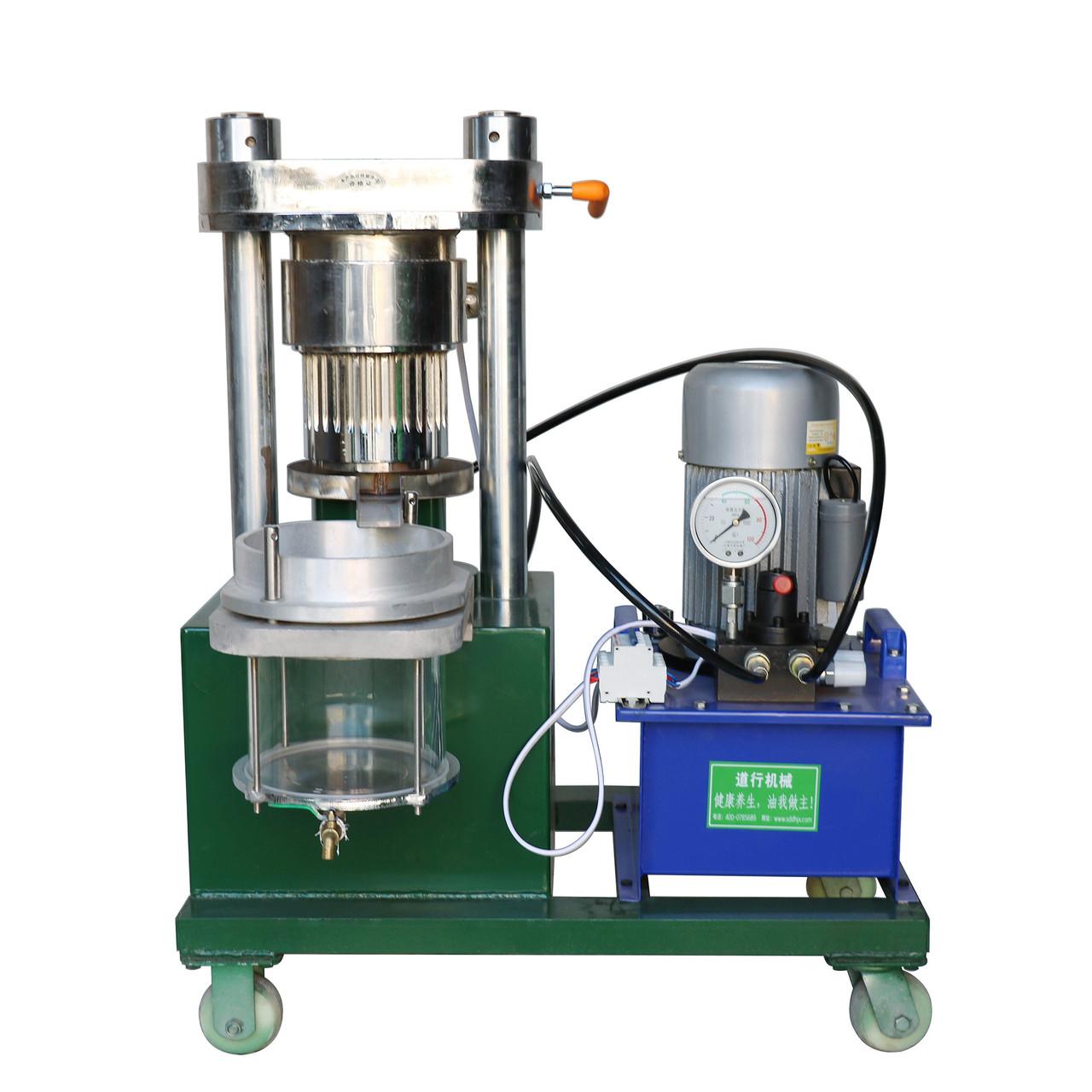 Гидравлическиймаслопресс Oil Extractor GP-80пресс для холодного отжима масла