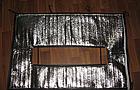 Утеплитель Радиатора Renault Trafic 2007-2014 большой от бампера и до окна зимний, фото 2